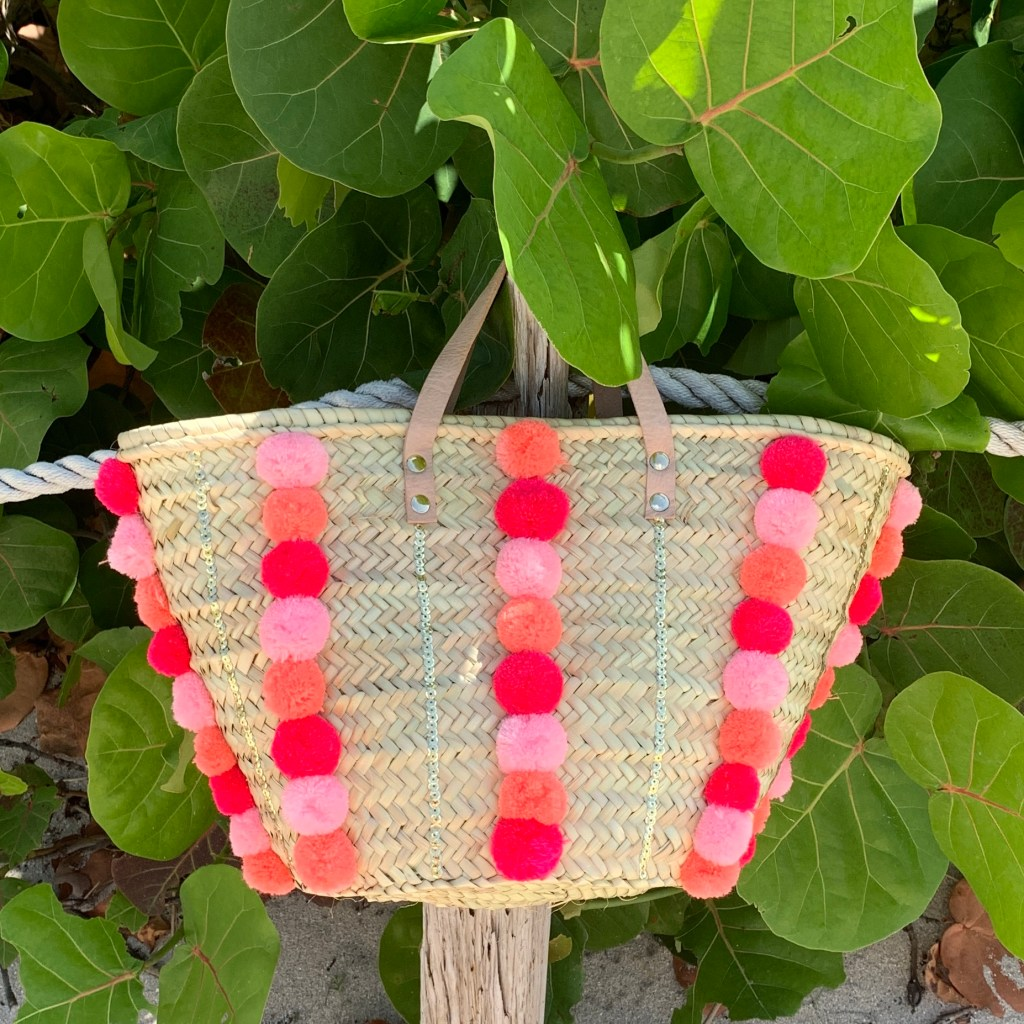 Basket by Petit Nomade.